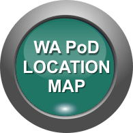 WA Location MAP of PoDs in Western Australia